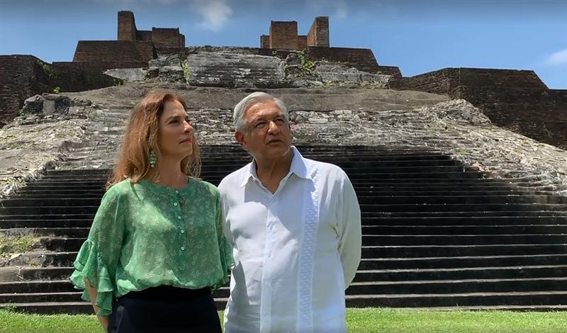 López Obrador pide al rey de España que se disculpe por conquista de México
