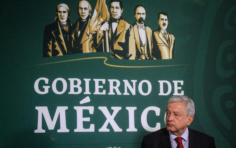 Aprobación a la gestión de López Obrador pasa de 57 % a 64 % en cuatro meses