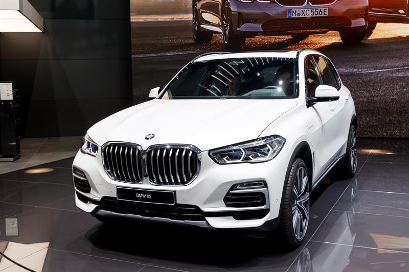BMW fue la mayor exportadora de automóviles de EE.UU. en 2018