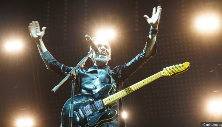 Café Tacvba, Santana y Korn cerraron el Vive Latino de CDMX