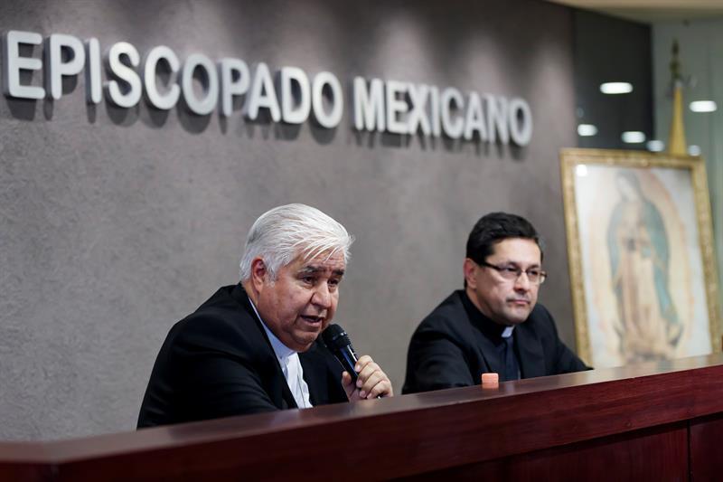 Iglesia mexicana admite 101 sacerdotes procesados desde 2010 por abuso sexual