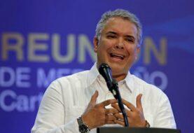 """Duque: """"defensa de democracia en Venezuela no es disputa geopolítica"""""""