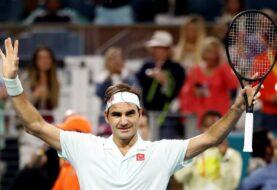 Federer se mete en semifinales tras vencer con holgura a sudafricano Anderson