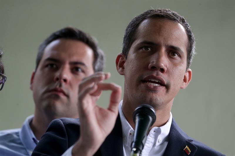 Detención de Marrero no la ordenó Maduro aseveró Guaidó