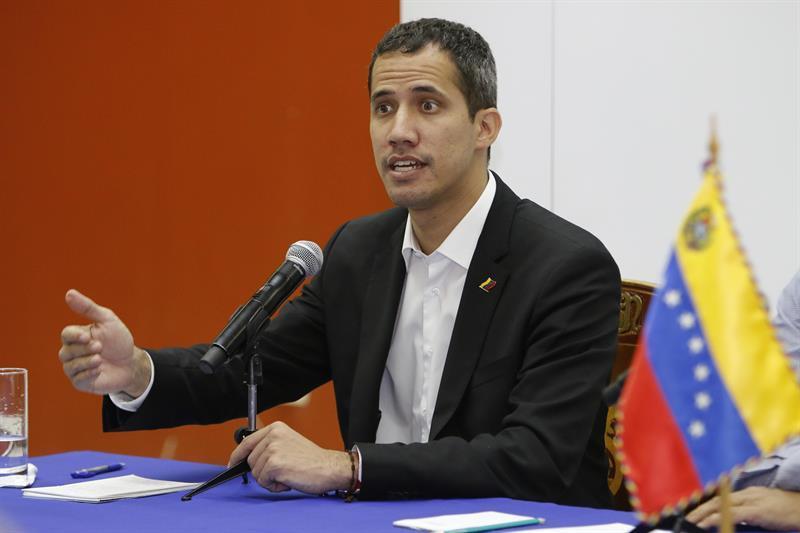 """Guaidó: """"Si se atreve el régimen a secuestrarme será uno de los últimos errores"""""""