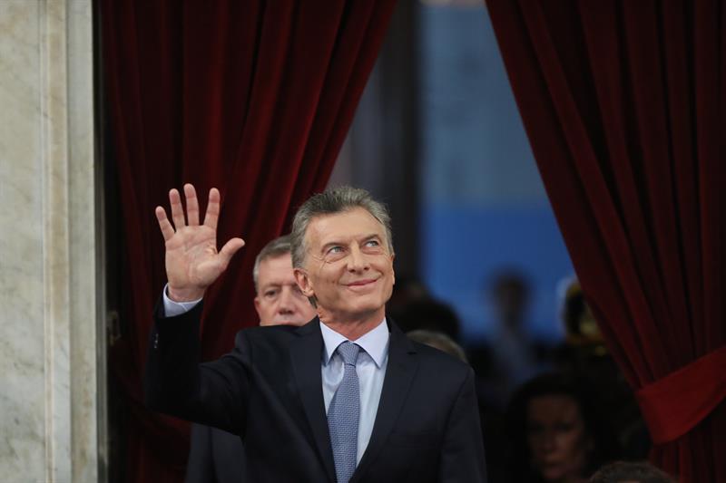 Macri recibirá a Juan Guaidó
