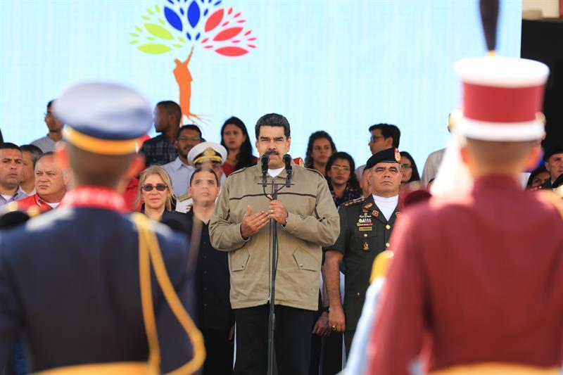 Maduro da 48 horas a embajador de Alemania para salir del país