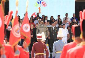 Maduro suspende actividad laborable y escolar por el apagón