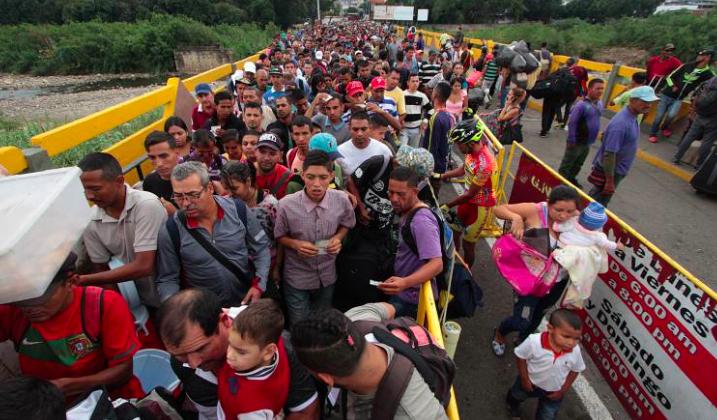 ONU se prepara para una prolongación de la crisis migratoria venezolana