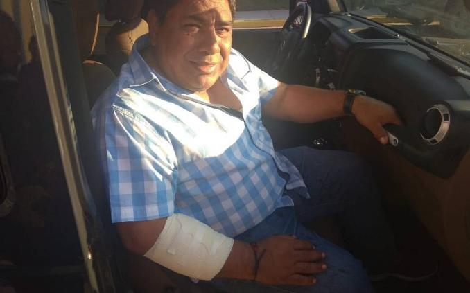 Otro periodista en Oaxaca sufre atentado