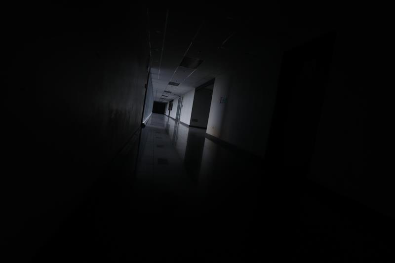 Venezuela de nuevo sumergida en la oscuridad