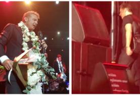Luis Miguel lanzó micrófono a sonidista en Panamá