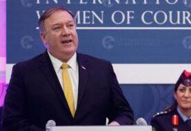 Pompeo acusó a Cuba y Rusia de injerencia en Venezuela