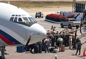 Militares rusos estarán en Venezuela el tiempo que sea necesario