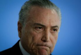 Detenido expresidente de Brasil Michel Temer