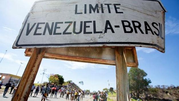Venezuela reabrirá la frontera con Brasil