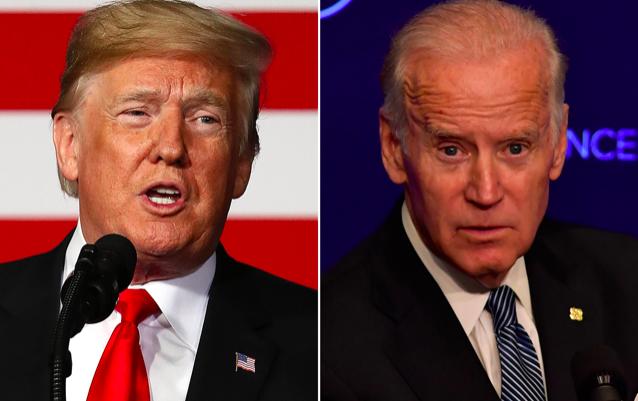 Trump dice que sus 72 años de edad son una ventaja frente a Biden