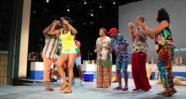 """Espectáculo """"afro-venezolano"""" despliega canto a la libertad en Miami"""