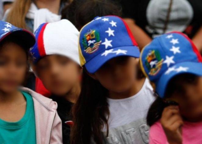 Unicef hace llamado para aumentar apoyo a niños migrantes venezolanos
