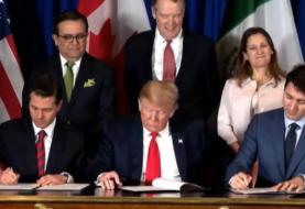 """Gobierno de Trump """"convencerá"""" al Congreso para que ratifique el T-MEC"""