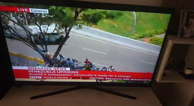 Denuncian que sacaron del aire BBC Mundo y CNN Internacional de Venezuela
