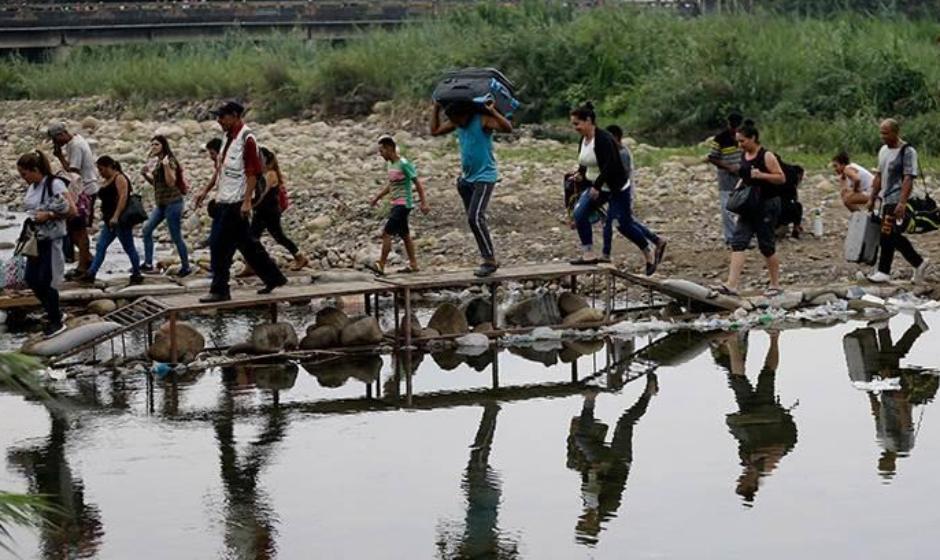 ACNUR urge más ayuda económica para atender crisis por migración venezolana