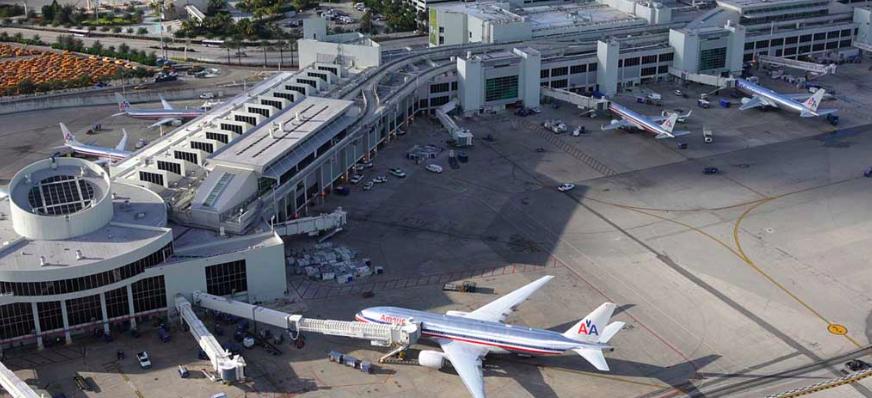 Retrasos de medio millar de vuelos en aeropuertos de EE.UU. por fallo técnico
