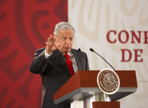 López Obrador rechaza categóricamente negociar con el crimen organizado