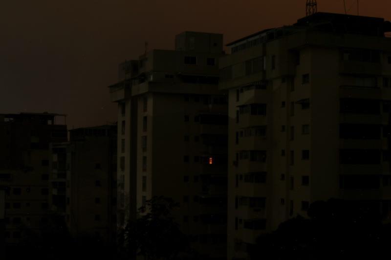 Venezuela registra nuevo apagón nacional en medio de racionamiento eléctrico