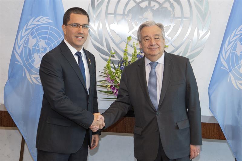 Grupo de Lima boicotea un discurso del canciller venezolano en la ONU