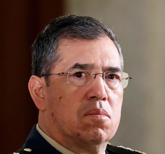 Futuro comandante de la Guardia Nacional mexicana persiguió cultivos del Chapo