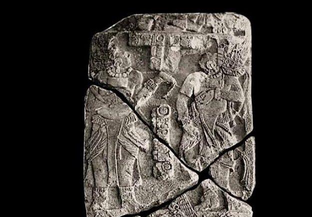 Estados Unidos devuelve a México fragmento arqueológico maya