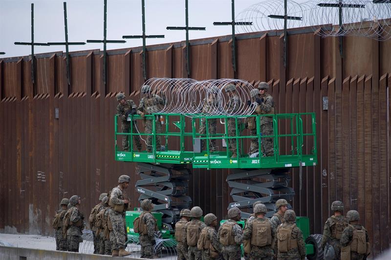 Casa Blanca reitera que Trump cerrará frontera con México