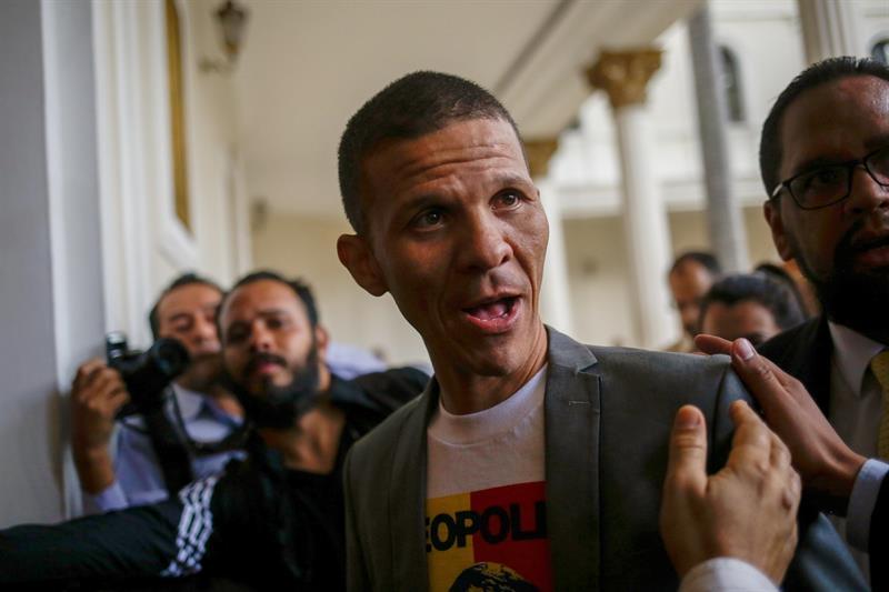 Detenido nuevamente el diputado opositor venezolano Gilber Caro