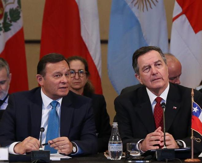 "Grupo de Lima busca una salida pacífica a una ""agravada"" crisis venezolana"