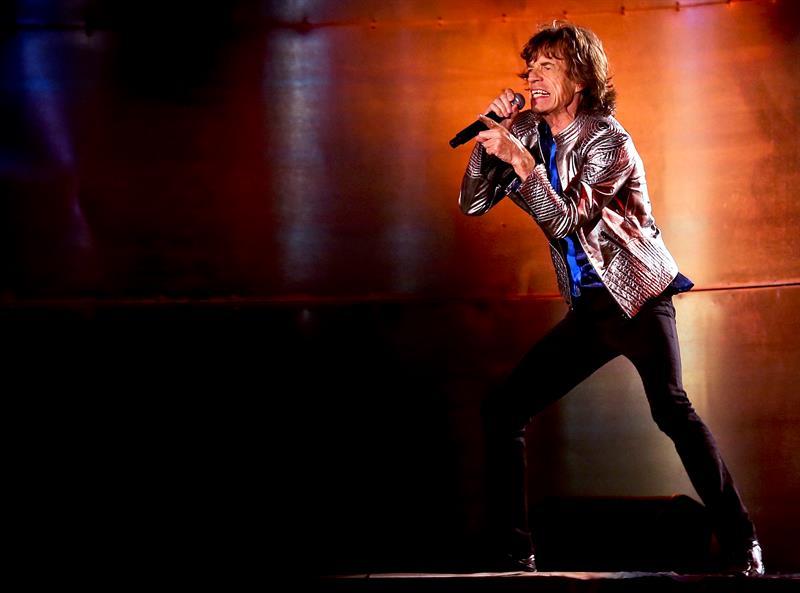 """Mick Jagger dice estar """"mucho mejor"""" tras su operación de corazón"""
