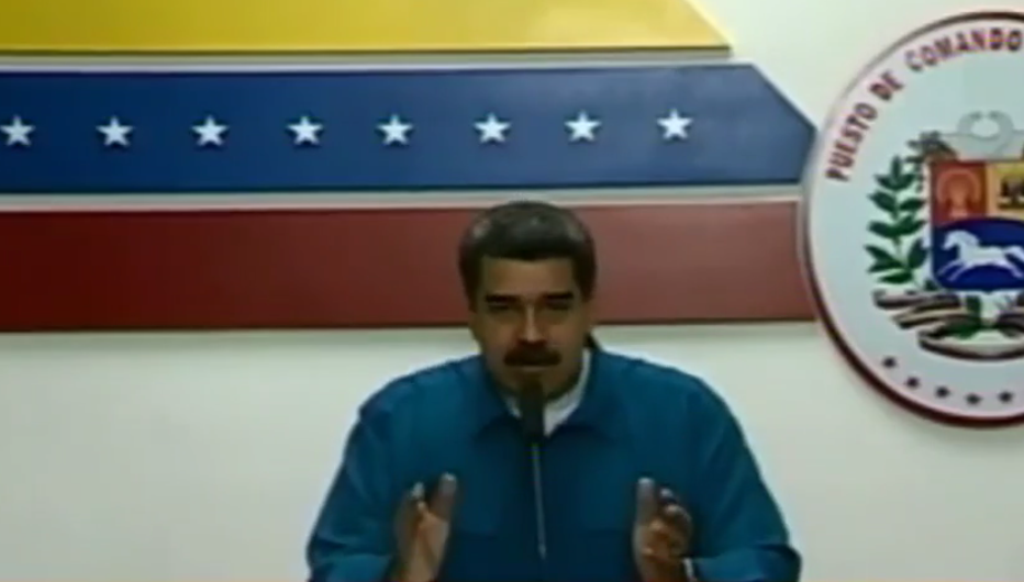Maduro anuncia 30 días de racionamiento eléctrico en Venezuela