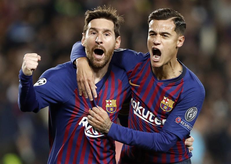 Barcelona-Liverpool y Tottenham-Ajax, serán las semifinales de la Champions