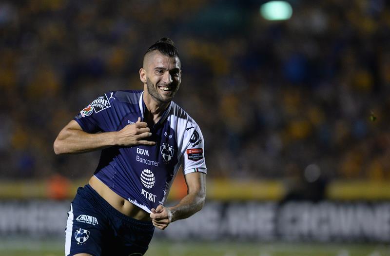 Monterrey pegó primero en la ida de la final Concacaf