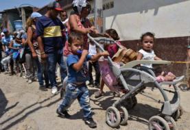 Un millón de niños necesitará ayuda por la crisis en Venezuela, según Unicef