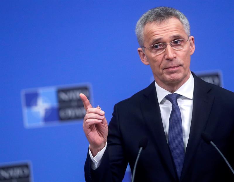 OTAN abordará con EEUU presencia militar rusa en Venezuela