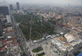 Persiste la contingencia ambiental en el Valle de México