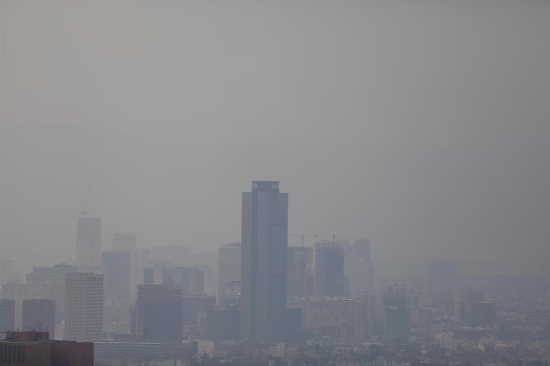 Suspenden contingencia ambiental por ozono en el Valle de México