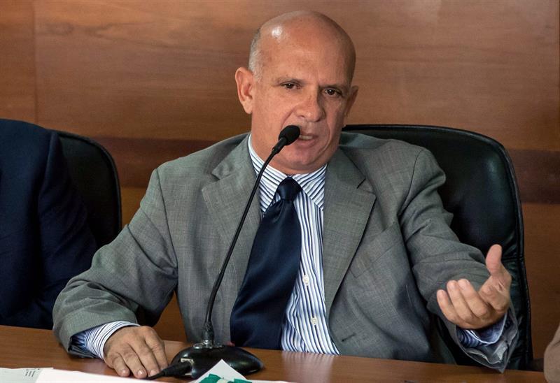 Exgeneral chavista Hugo Carvajal dice que reclamación de EEUU es política