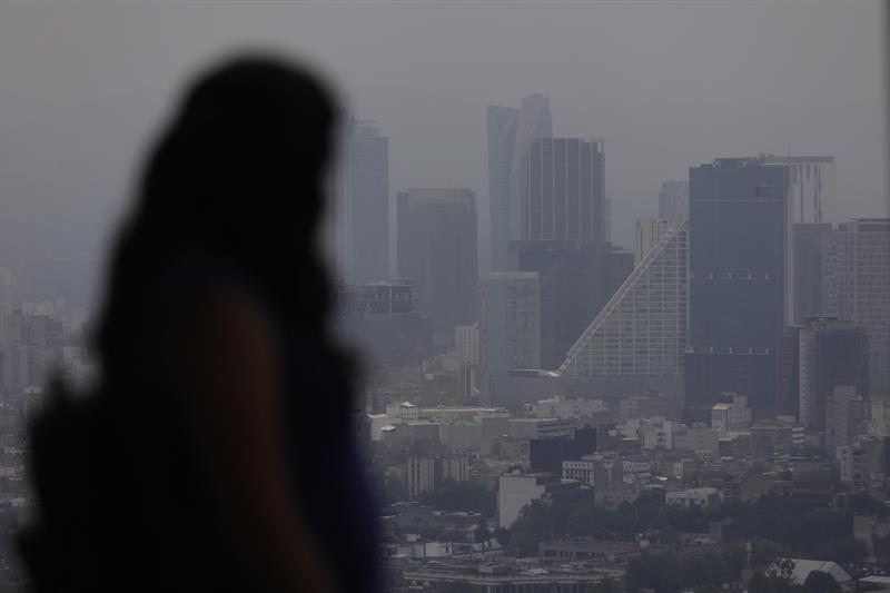 Sigue contingencia ambiental en el Valle de México por tercer día consecutivo