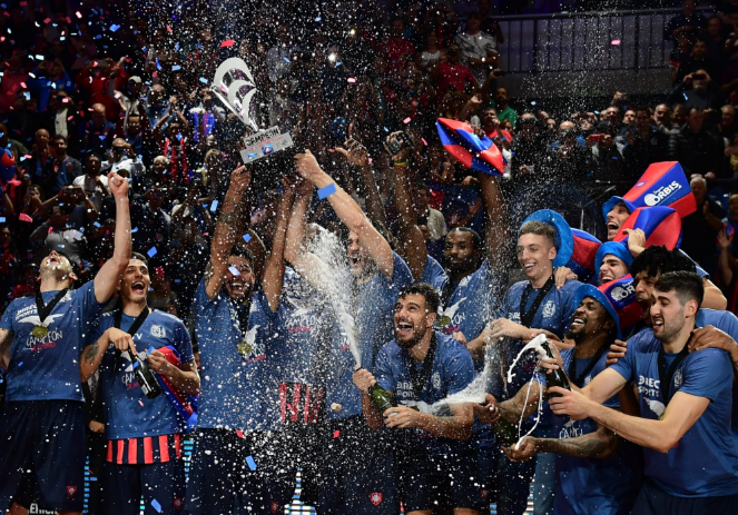 San Lorenzo revalidó título de la Liga de las Américas