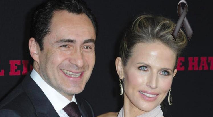 Fallece la actriz Stefanie Sherk esposa de Demian Bichir