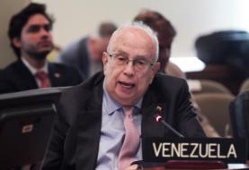 Enviado de Guaidó arremete contra Maduro en su primer discurso ante la OEA