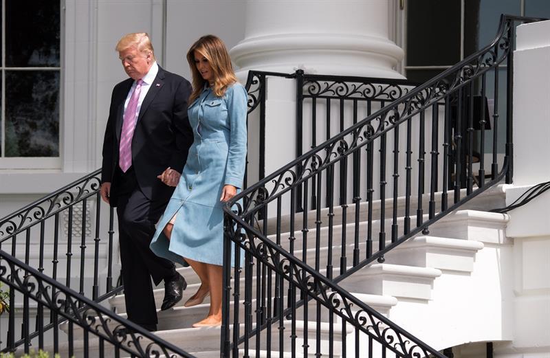 Trump viajará al Reino Unido y Francia a principios de junio