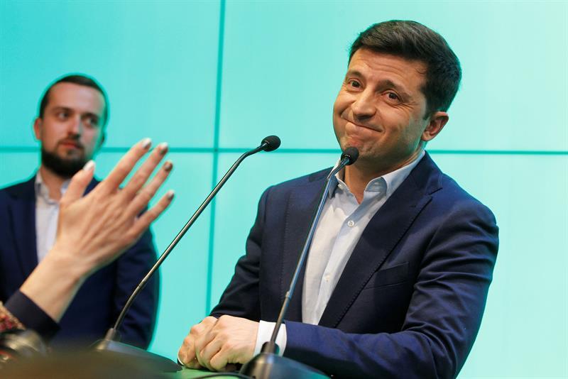 Rusia está abierta al diálogo con el futuro presidente de Ucrania